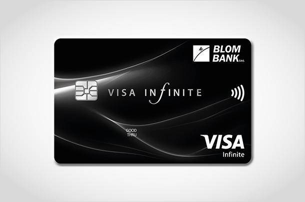 Blom Visa Infinite Card Blom Bank Retail
