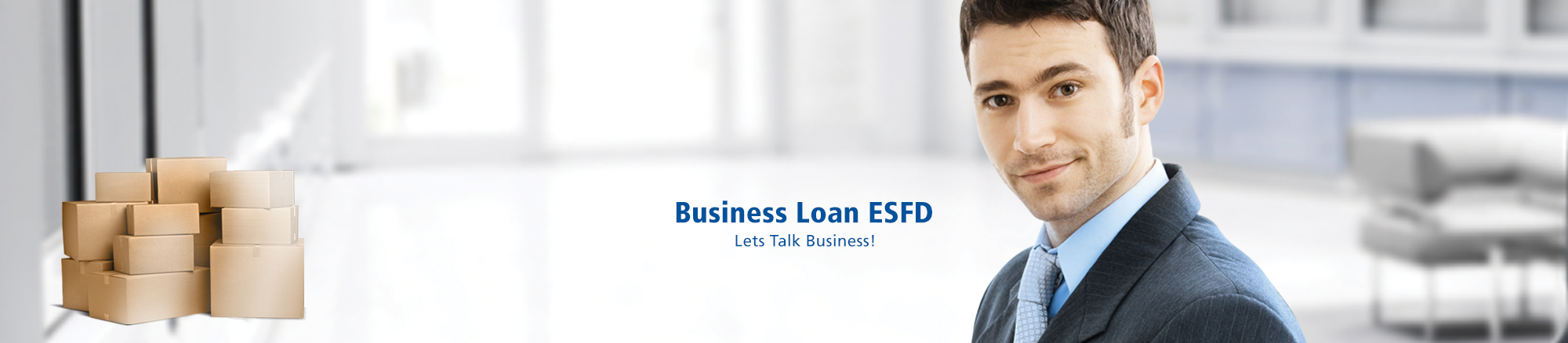 Business Loan with ESFD