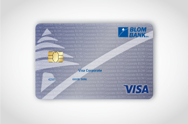 what do i need to know about the blom visa classic corporate card - Visa Corporate Card