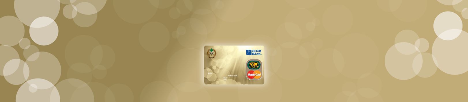 BLOM Giving Gold Card