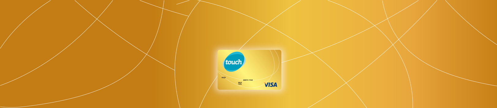touch Gold Card
