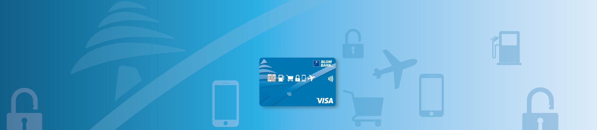 BLOM Basic Card | BLOM Bank Retail