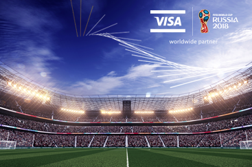 Get a chance to watch the 2018 FIFA World Cup Russia™