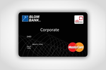 Alfa BLOM Corporate Platinum Card